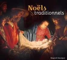 Noels traditionnels, CD
