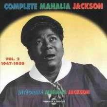 Mahalia Jackson: Complete Mahalia Jackson Vol. 2, CD