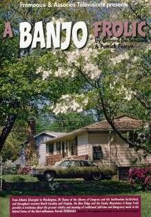 Gerard De Smaele: A Banjo Frolic, DVD