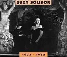 Suzy Solidor: 1933-1952, 2 CDs