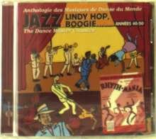Annees 40-50 Vol. 2: Jazz, Lindy Hop, Boogie, CD