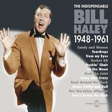 Bill Haley: The Indispensable Bill Haley 1948 - 1961, 3 CDs