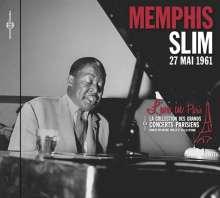 Memphis Slim: Live In Paris: 27 Mai 1961, CD