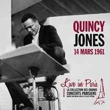 Quincy Jones (geb. 1933): Live In Paris: 14 Mars 1961, CD