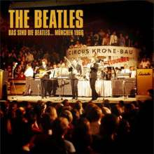 "The Beatles: Das sind die Beatles... München 1966 (Limited Handnumbered Edition), 1 Single 10"" und 1 DVD"