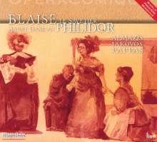 Francois-Andre Danican Philidor (1726-1795): Blaise Le Savetier, CD