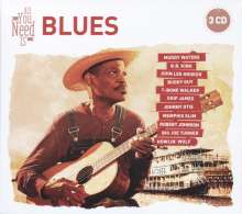 All You Need Is Blues, 3 CDs