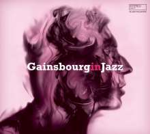 Serge Gainsbourg: Gainsbourg In Jazz - A Jazz Tribute To Serge Gainsbourg, LP