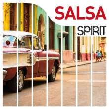Spirit Of Salsa, LP
