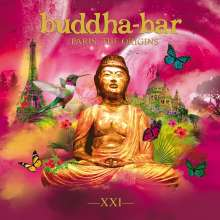 Buddha-Bar XXI, 2 CDs