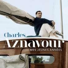 Charles Aznavour: Mes Jeunes Années, 5 CDs