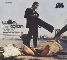 Willie Colón: Cosa Nuestra (Remastered) (180g), LP
