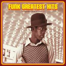 Funk Greatest Hits: The Legendary Voices Of Funk Music, 3 CDs