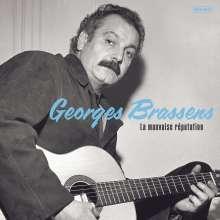 Georges Brassens: La Mauvaise Réputation (180g), LP
