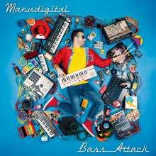 Manudigital: Bass Attack, 2 LPs