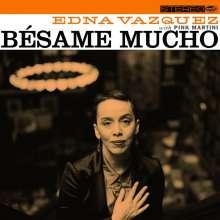 """Edna Vazquez & Pink Martini: Besame Mucho (Limited Edition) (Orange Vinyl), Single 10"""""""