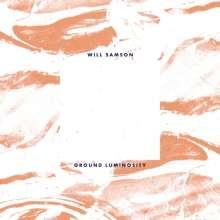 Will Samson: Ground Luminosity, CD