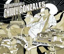 Chilly Gonzales (geb. 1972): The Unspeakable (180g), LP