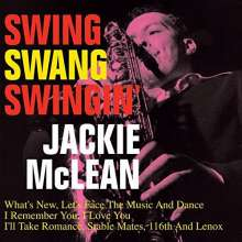 Jackie McLean (1931-2006): Swing, Swang, Swingin' (remastered) (180g) (Limited Edition), LP