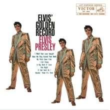 Elvis Presley (1935-1977): Elvis' Golden Record (Limited Edition) (Translucent Violet & Opaque Golden Vinyl), LP