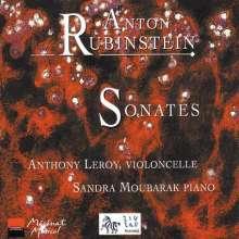 Anton Rubinstein (1829-1894): Sonaten f.Cello & Klavier Nr.1 & 2, CD