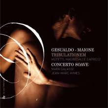 Concerto Soave - Tribulationem, 2 CDs