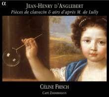 Jean-Henri d'Anglebert (1629-1691): Pieces de clavecin & airs d'apres M. de Lully, 2 CDs