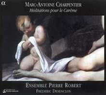 Marc-Antoine Charpentier (1643-1704): Meditations pour le Careme, CD