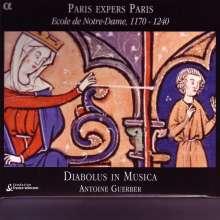 Paris Expers Paris - Ecole de Notre-Dame (1170-1240), CD
