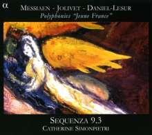Jean-Yves Daniel-Lesur (1908-2002): Le Cantique des Cantiques, CD