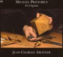 Michael Praetorius (1571-1621): Orgelwerke, CD