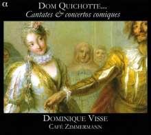 Cantates & Concertos Comiques, CD