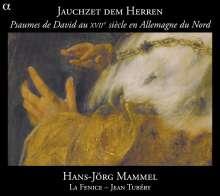 Hans-Jörg Mammel - Jauchzet dem Herren, CD