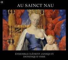Au Sainct Nau - Alte französische Weihnachtsmusik, CD