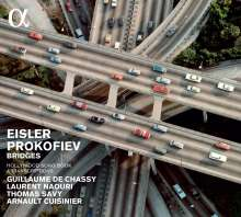 Eisler / Prokofieff - Bridges, CD