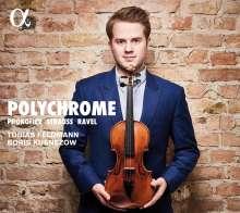 Tobias Feldmann - Polychrome, CD