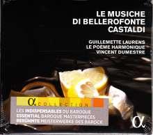 Bellerofonte Castaldi (1581-1649): Lieder, CD