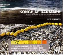 Konge Af Danmark - Europäische Musik am Hofe Christian IV, CD