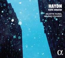 Joseph Haydn (1732-1809): Flötensonaten H.3 Nr.72,80,81, CD