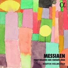 Olivier Messiaen (1908-1992): Vingt Regards sur l'Enfant-Jesus, 2 CDs