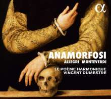 Le Poeme Harmonique - Anamorfosi, CD