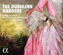 The Dubhlinn Gardens (17th & 18th Centuries), CD