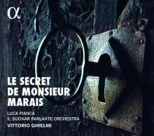 Marin Marais (1656-1728): Orchesterwerke und Solostücke für Viola da Gamba, CD