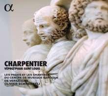 Marc-Antoine Charpentier (1643-1704): Vepres pour Saint Louis, CD