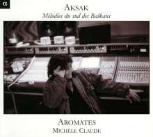 Ensemble Aromates - Melodies du sud des Balkans, CD
