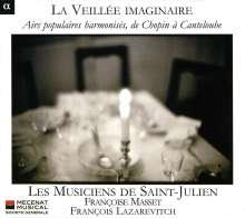 Francoise Masset - La Veillee Imaginaire, CD
