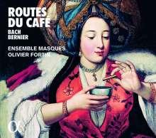Routes du Cafe, CD