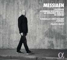 Olivier Messiaen (1908-1992): L'Ascension für Orchester, CD