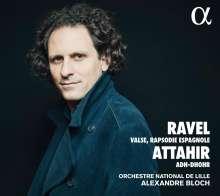 Benjamin Attahir (geb. 1989): Konzert für Serpent & Orchester, CD