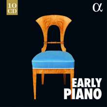 Early Piano, 10 CDs
